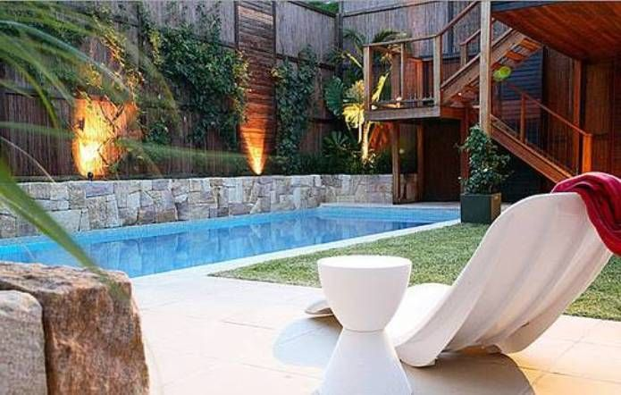 17 best images about backyard on pinterest string lights for Small backyard privacy ideas