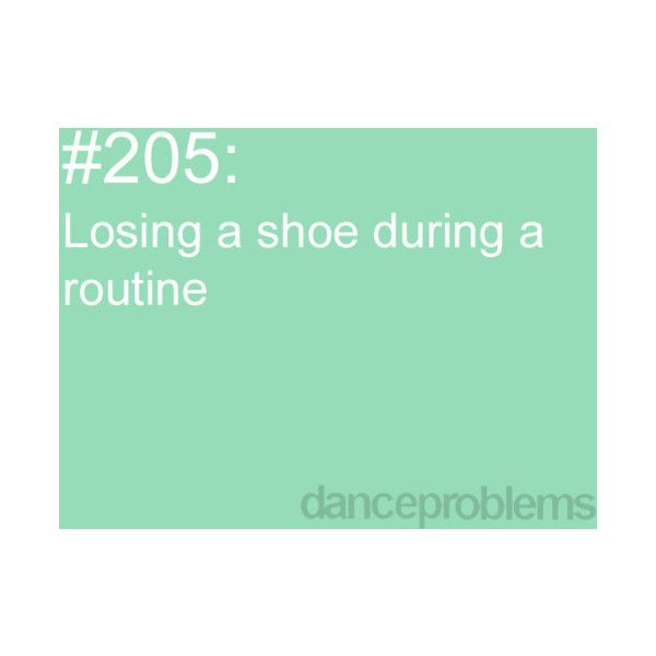 Dance Problems. found on Polyvore