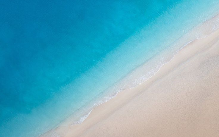 Beach water photograph taken by drone abstract wallpaper Beach water photograph ...   Abstract HD Wallpapers 1