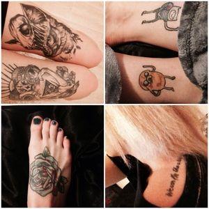 Dasz zdjęcie swoich tatuaży?