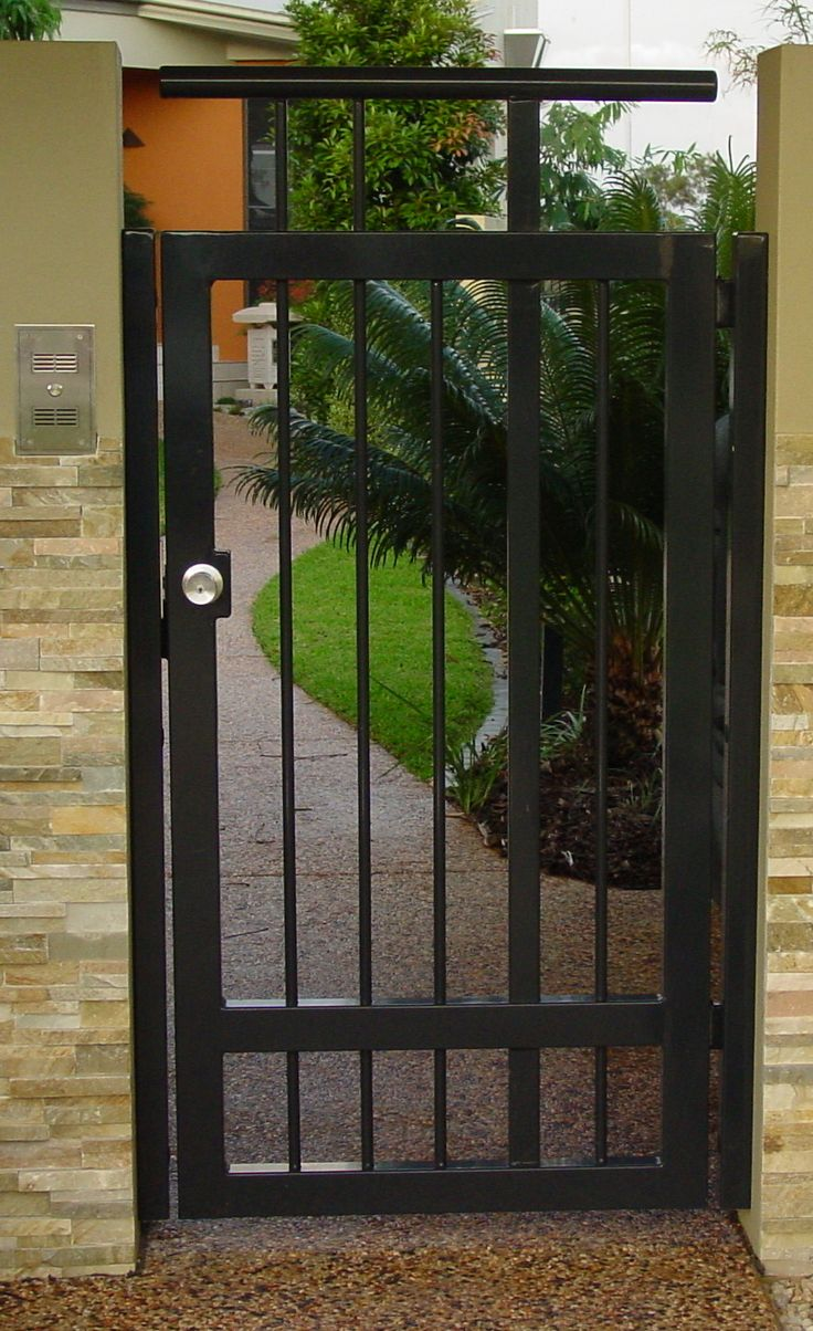 25+ Best Ideas about Automatic Gate Systems on Pinterest ...