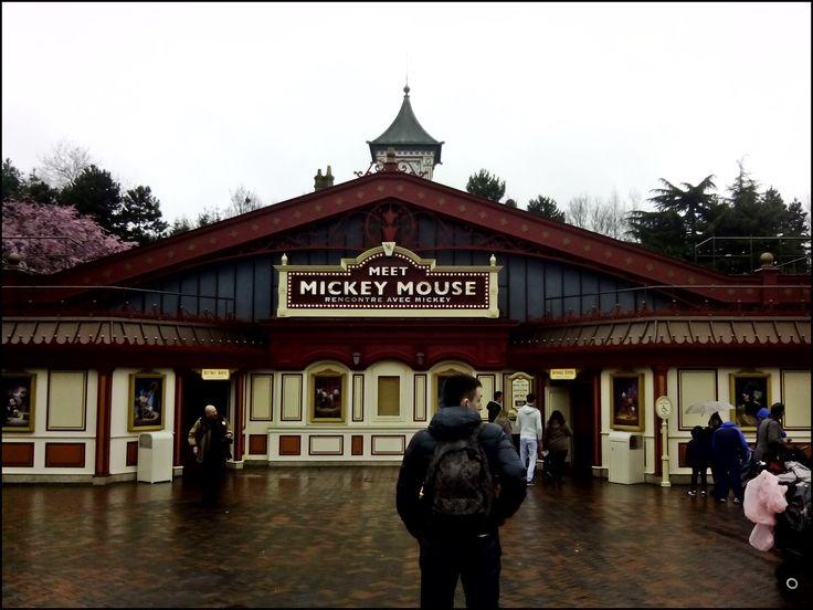 #Paris #Eurodisney #Disneyland
