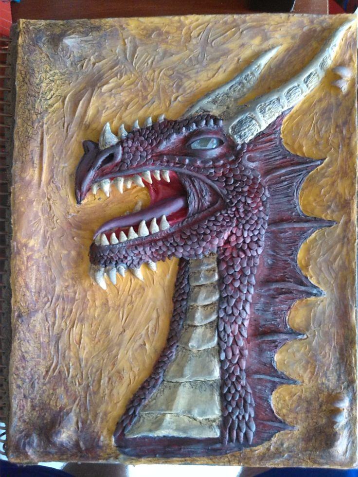 Dragón en porcelana fría, bitácora x John Wayner López