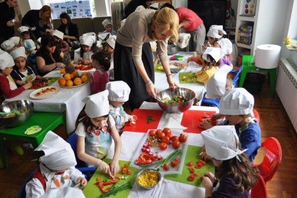 Lectie de nutritie, de Ziua Mondiala a Sanatatii