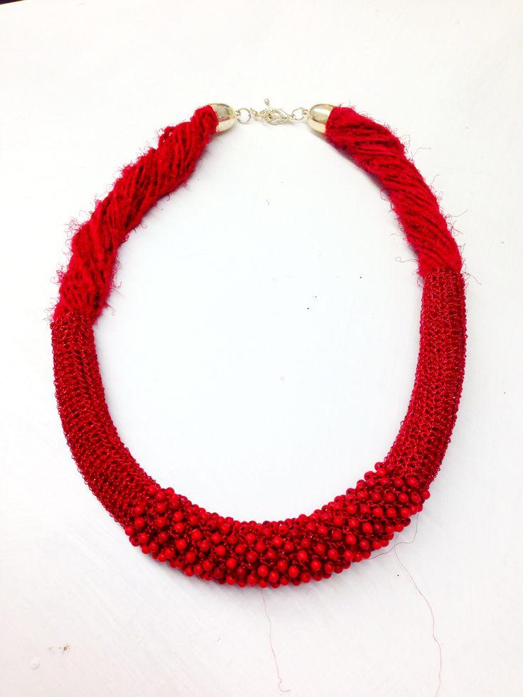 necklace by Aliki Konstantinou