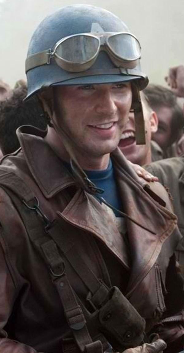 Steve Rodgers/Captain America