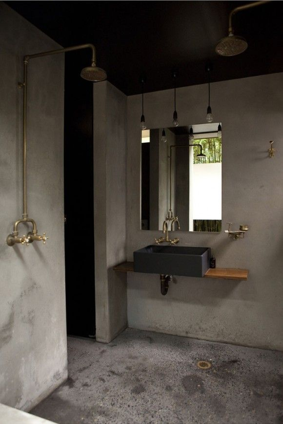 Another look at the bathroom at Gorrow House. | japanesetrash.com