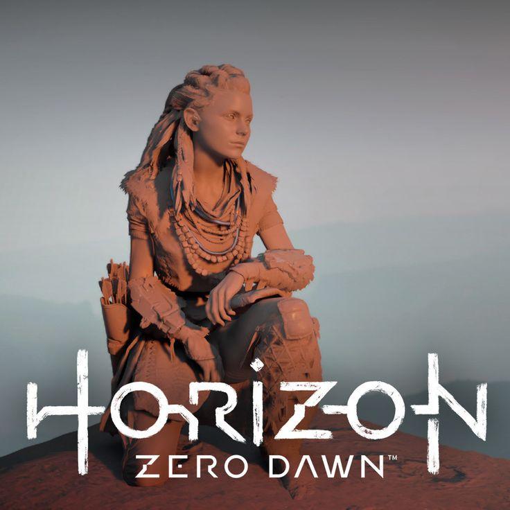 Horizon Zero Dawn - Gameplay animator (Player and NPCs), Jonathan Colin on ArtStation at https://www.artstation.com/artwork/xLm8R