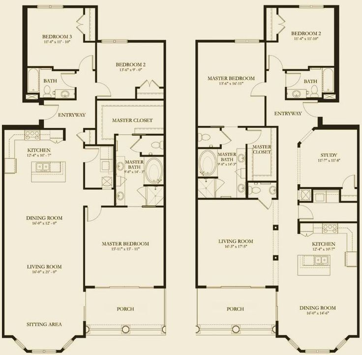 25 best ideas about condo floor plans on pinterest sims 4 houses layout apartment layout and - Luxury home designs and floor plans ...