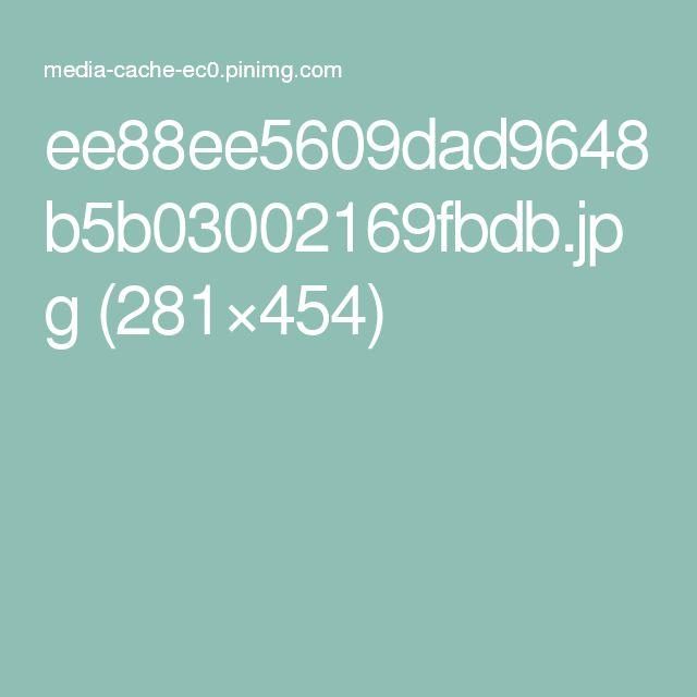ee88ee5609dad9648b5b03002169fbdb.jpg (281×454)