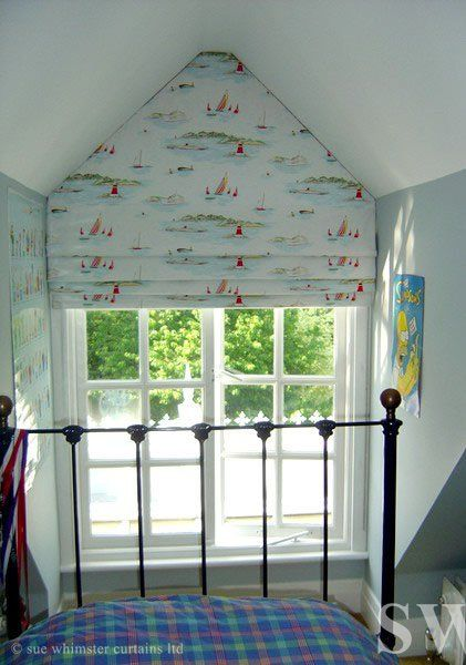 Bespoke Blinds, Blind Maker, Handmade Blinds, Roman Blinds, London, UK