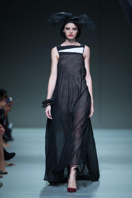 Black by Black Spring/Summer collection 2015  SA Fashion Week.  Source: safashionweek.co.za