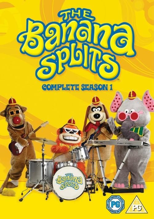 The Banana Splits Tv Show  - Saturday childhood viewing