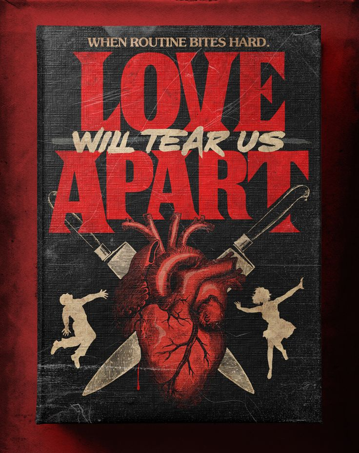 This series imagines an alternate universe in which some of the most hopeless, desperate and tragic heartbreak songs of the 70's and 80's were actually novels written by Stephen King. The concept is to look at the dark side of love through the lenses of p…