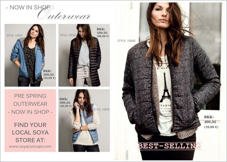 soyaconcept - jacket - waist coat - cardigan - top - blouse - knit - pants - jeans