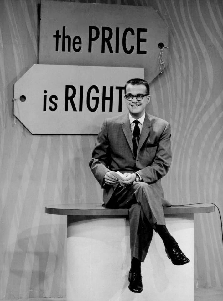 If you were born in 1958, the popular TV Quiz show The Price Is Right, hosted by Bill Cullen started  it's 3rd season that year.