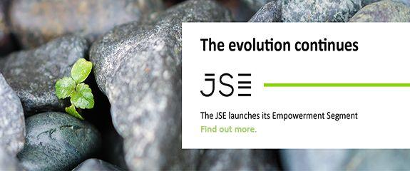 Johannesburg Stock Exchange -  JSE