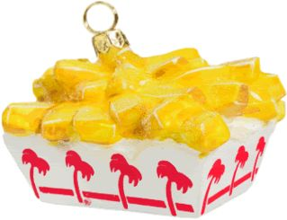 In-n-Out Fries. The company store in Baldwin Park discontinued the ...