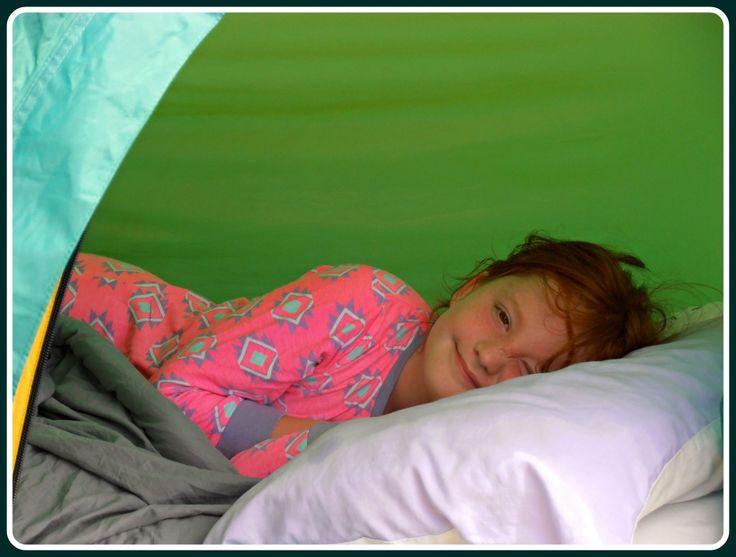 The reason why I love camping. My Sunday Photo.