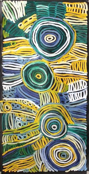 15 Best Charmaine Pwerle Images On Pinterest Aboriginal