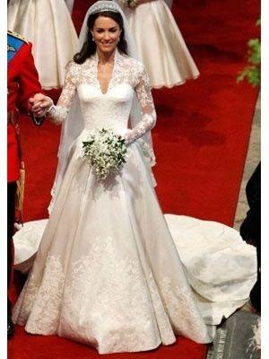 Princess kate 39 s wedding gown modesty pinterest for Princess catherine wedding dress