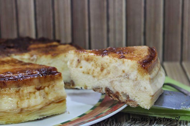 De entre todas las tartas las que me gustan más son las de queso. Me encanta el chocolate, la bollería casera, las tartas de zanahoria.....