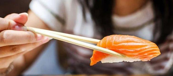 Aprende a comer sushi como un japonés