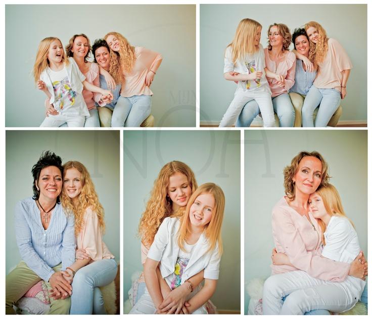 Familie en kinder fotografie