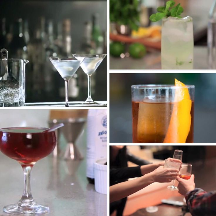 Notre Chef Barman peut créer un cocktail selon vos goûts, c'est ça le service au restaurant mkt Centre-ville de Montréal. du Mardi au Samedi le Stationnement est gratuit à partir de 17h30 (514)849-2044