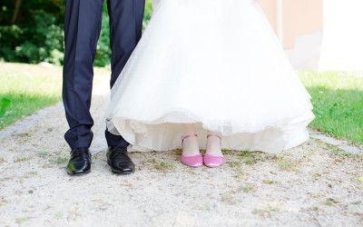 Hochzeit mit Pfingstrosen von Maria & Markus