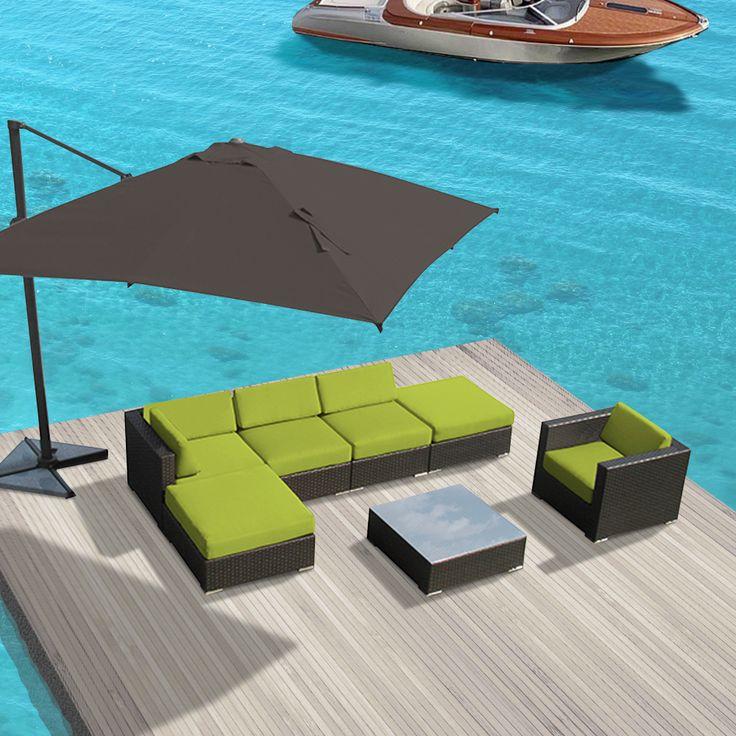 Modern Wicker Patio Furniture 53 best modern sofa outdoor sets images on pinterest | modern sofa
