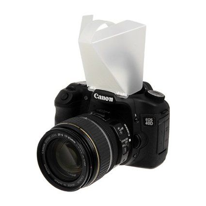 Amazon.com: Fotodiox Pop-up Flash Diffuser with Harsh Light Minimizer for Canon EOS Digital Rebel, t1i, t2i, t3, t3i, t4, t4i, T5i, SL1, xti...