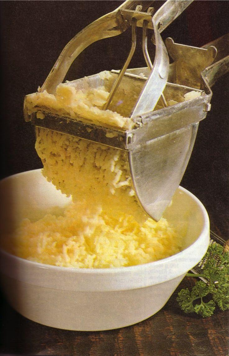 german mashed potatoes