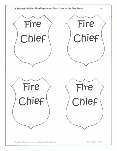 55 best Gingerbread Man   Fire Truck images on Pinterest Fire - gingerbread man template
