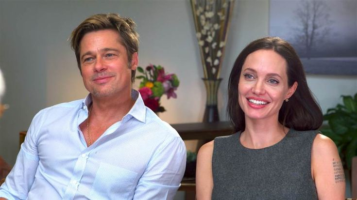 Brad Pitt, Angelina Jolie open up on marriage, health in rare interview - TODAY.com
