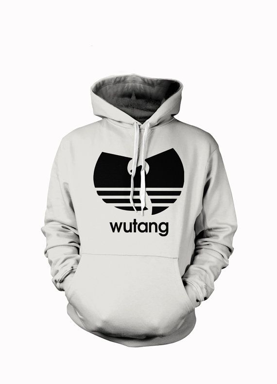 Check out this item in my Etsy shop https://www.etsy.com/listing/466343793/wu-tang-hoodie-adidas-logo-wu-tang-for
