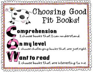 Image result for ipick rule for choosing books