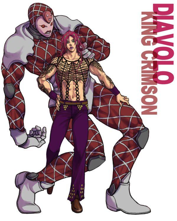 King Crimson and Diavolo