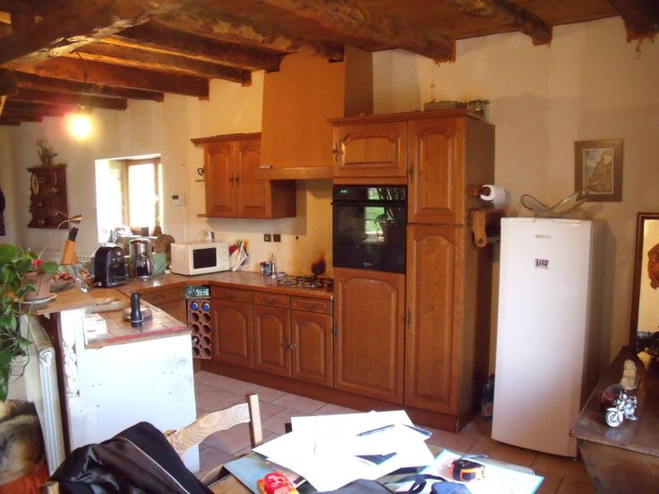 Eine altmodische Küche wird zum Highlight des Hauses: Wir präsentieren euch ein aufwendiges Küchen-Makeover.