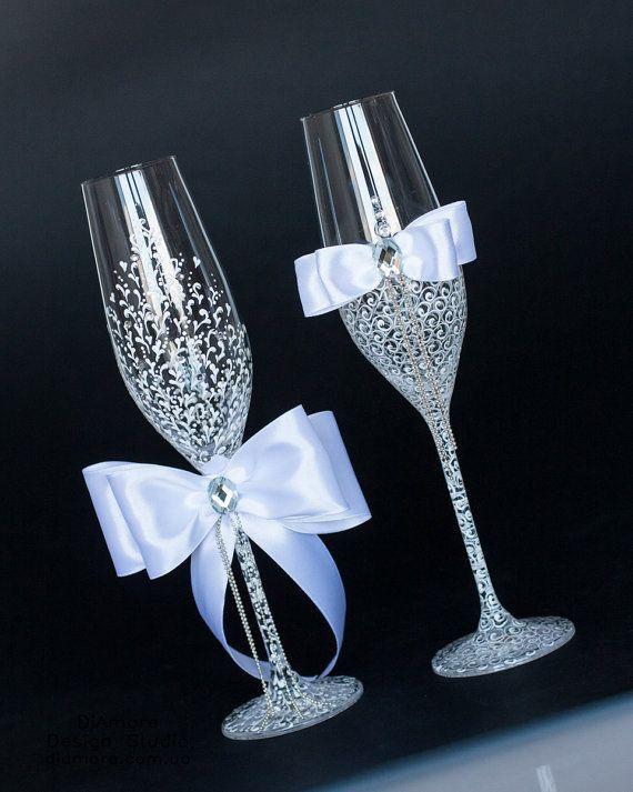 copas para boda personaliza las copas de los novios vintage dream el