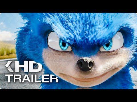 SONIC: The Hedgehog Trailer (2019) – YouTube