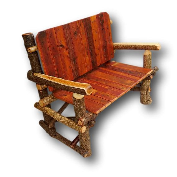 Superbe Rustic Wood Bench Reclaimed Wood Bench Rustic Bench By WoodzyShop