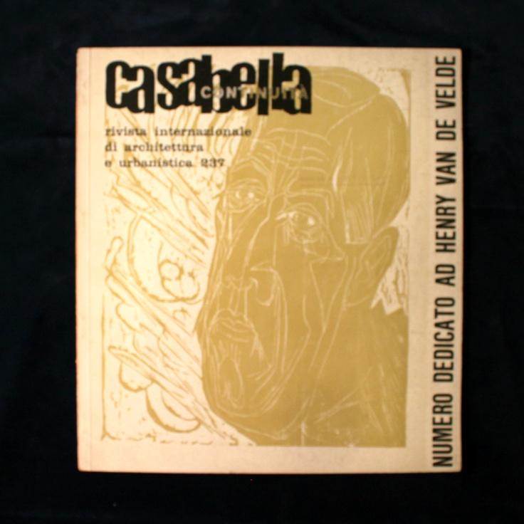 CASABELLA- Rivista internazionale di architettura urbanistica  n.237, Marzo 1980, Italia