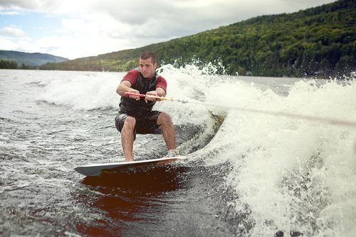 """Wake the World"" is holding their second annual wake-boarding Event Day-on-the-lake for underprivileged kids on August 6th. Contact Doug for more information or to help out: hintzdh@shaw.ca."