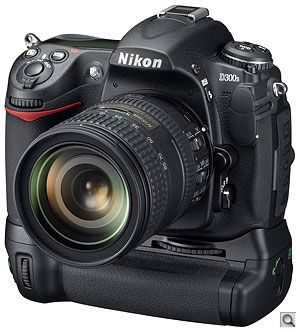The tool that helps me create my images, Nikon D300S