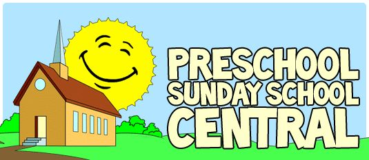 Lots Of Free Pre K Sunday School Ideas Pinterest And Lessons
