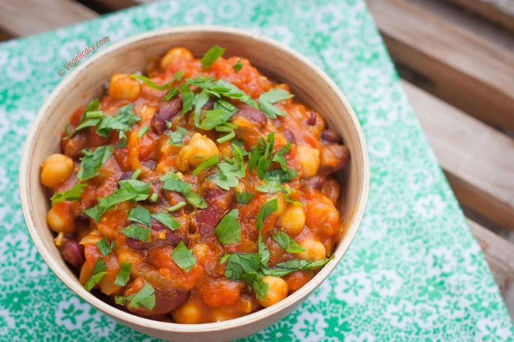 Comforting Vegan Dish | vegelicacy.com