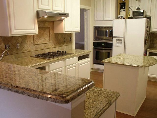 1000 Images About Light Venetian Granite Kitchens On