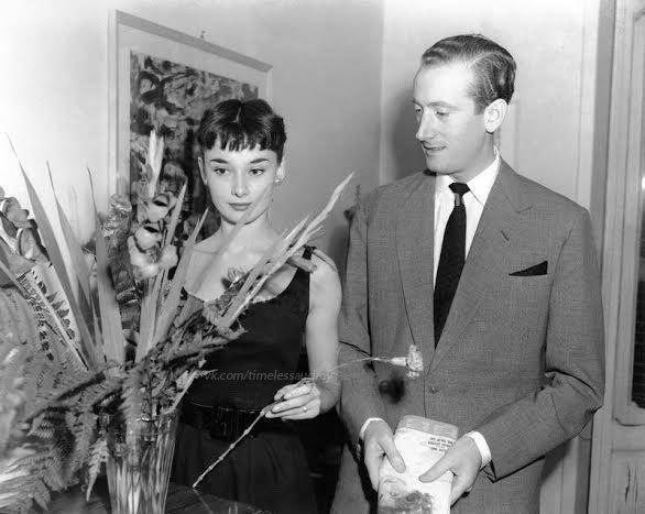 Audrey and James Hanson,c. 1952
