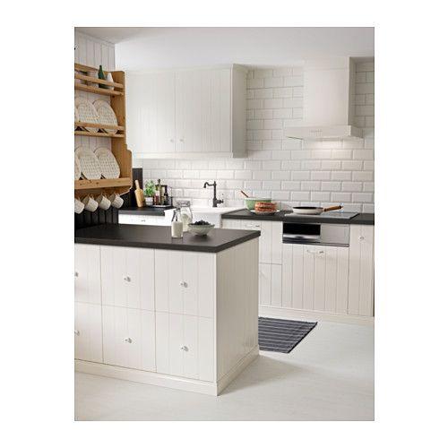 HITTARP Front voor vaatwasser, ecru  Ikea -> Kuchnia Hittarp Ikea